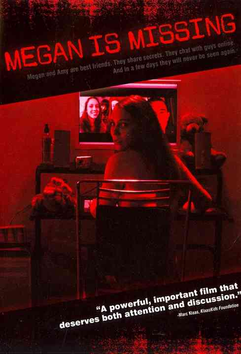 MEGAN IS MISSING BY PERKINS,AMBER (DVD)