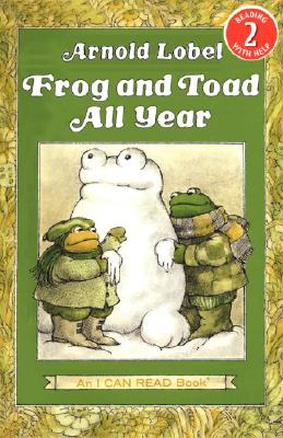 Frog and Toad All Year By Lobel, Arnold